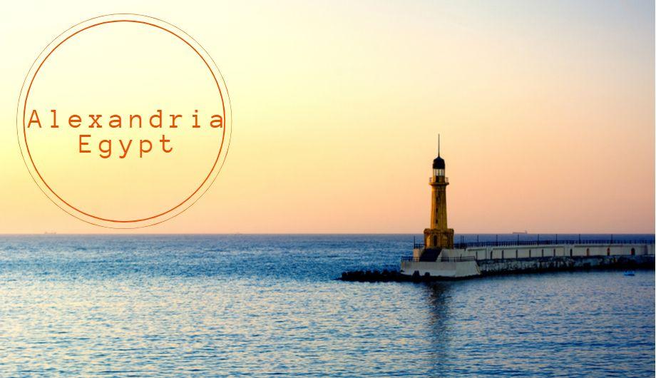A Man's Travel guide: Alexandria