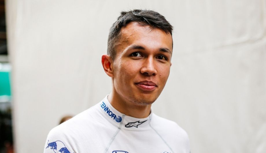 Albon trades places with Gasly in Red Bull Racing line-up