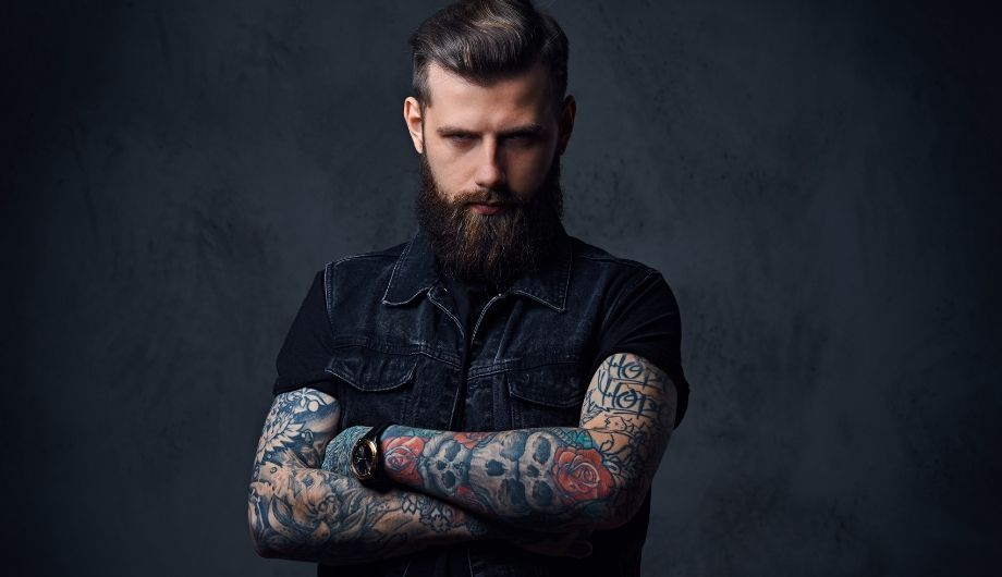 Full sleeve tattoo: modern ideas to inspire you