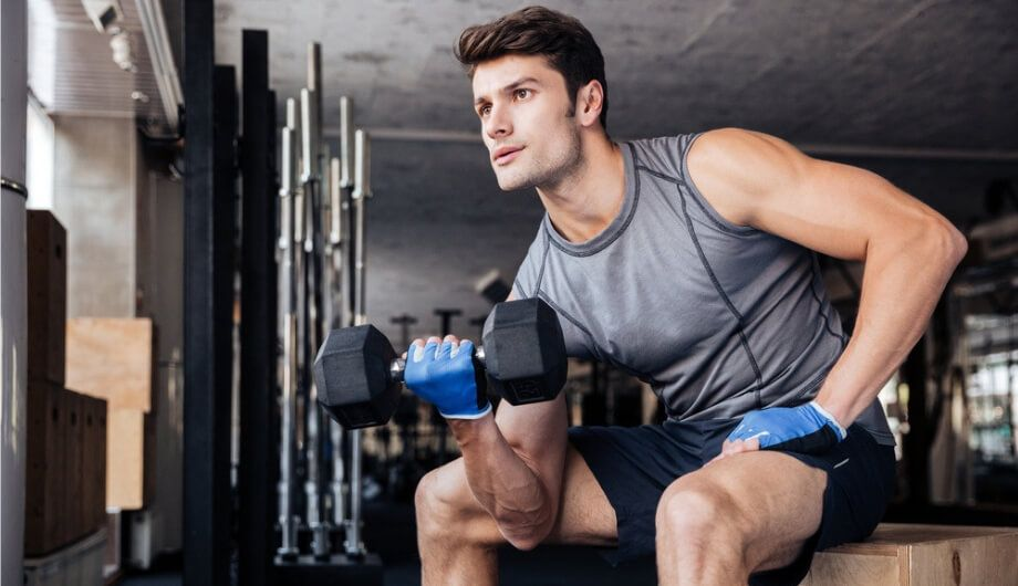 Guide: The ultimate easy beginner workout for men
