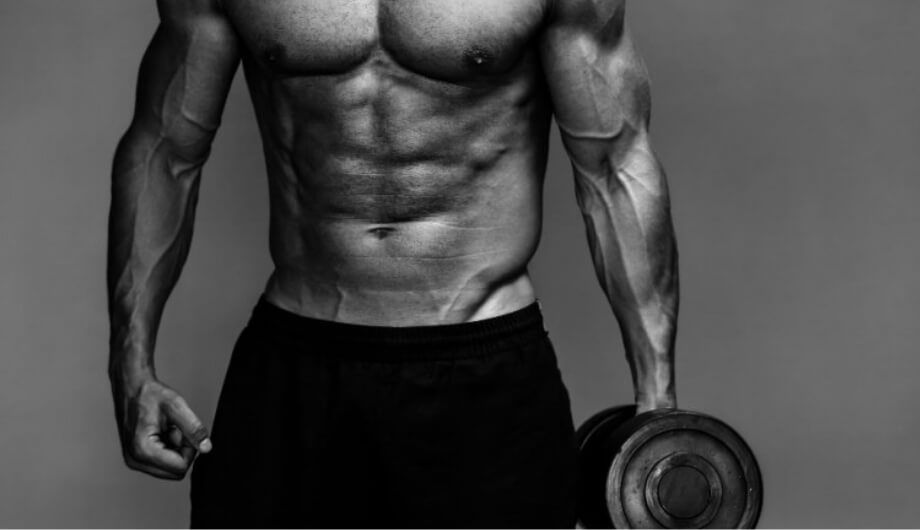 Guide: The ultimate free weight workout for men