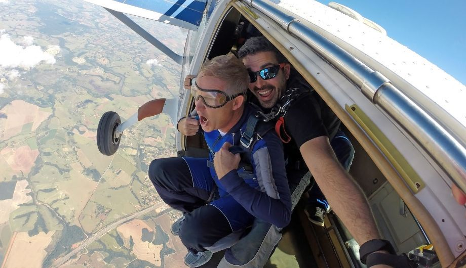 Skydiving for beginners  - Things to know before taking the jump