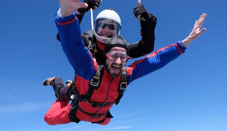 The best budget-friendly places to go skydiving