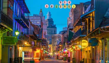 A man's Travel guide: New Orleans