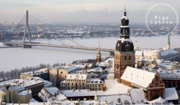 A man's Travel guide: Riga