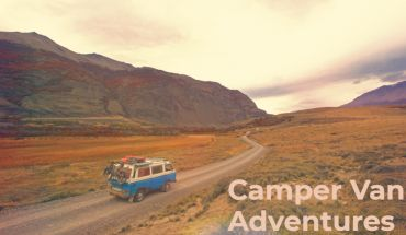 Camper Vans: perfect for group vacations