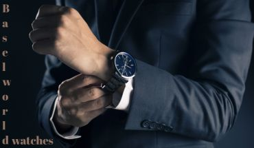 How to Live a 4 Star Life Without 4 Star Stress: Baselworld Watches
