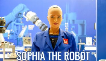 Sophia The Robot: A modern day marvel?