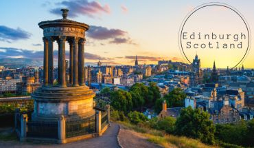 To the Highlands – First Stop: Edinburgh