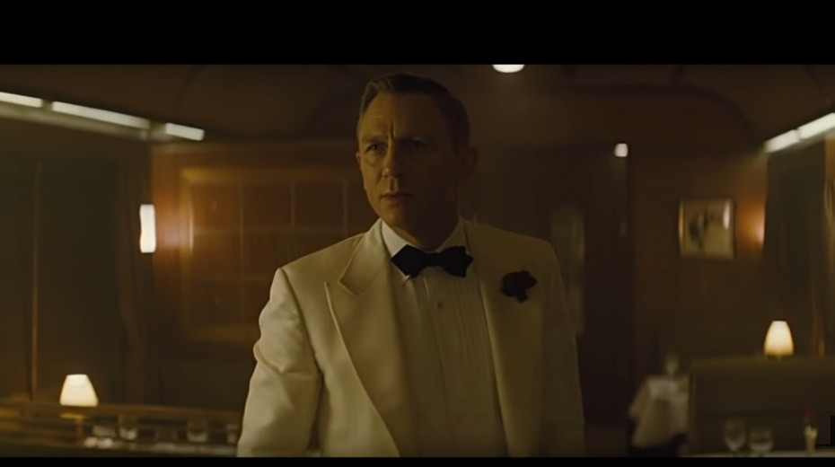 007 Coolest James Bond Suit