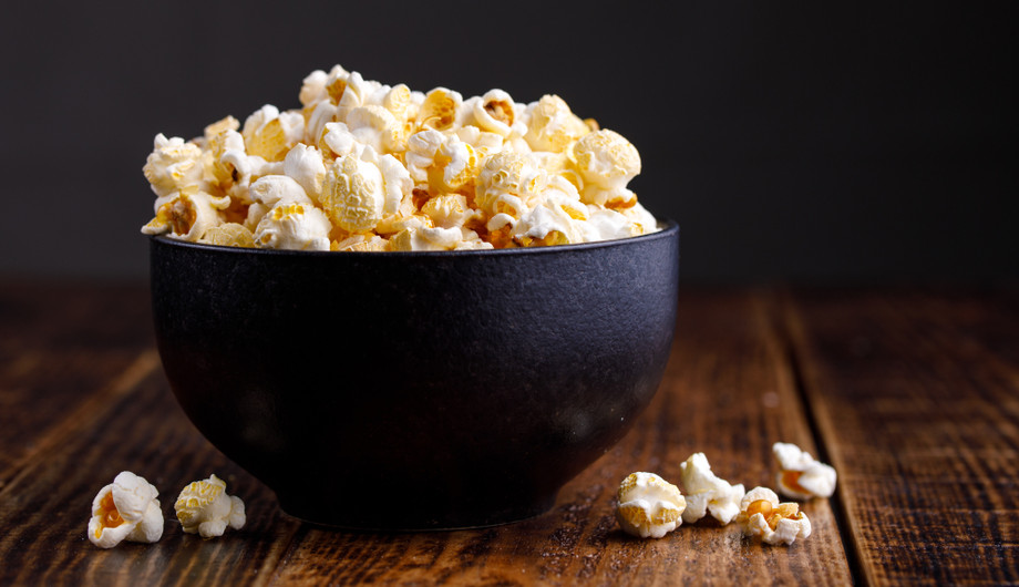 Best Ever SNACKS FOR DIETING popcorn