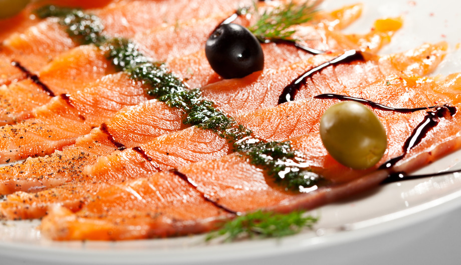 Best Ever SNACKS FOR DIETING salmon and olives
