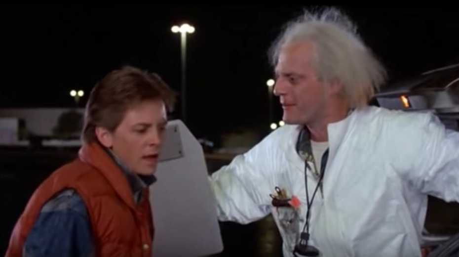 Best Halloween costumes for guys Back To The Future