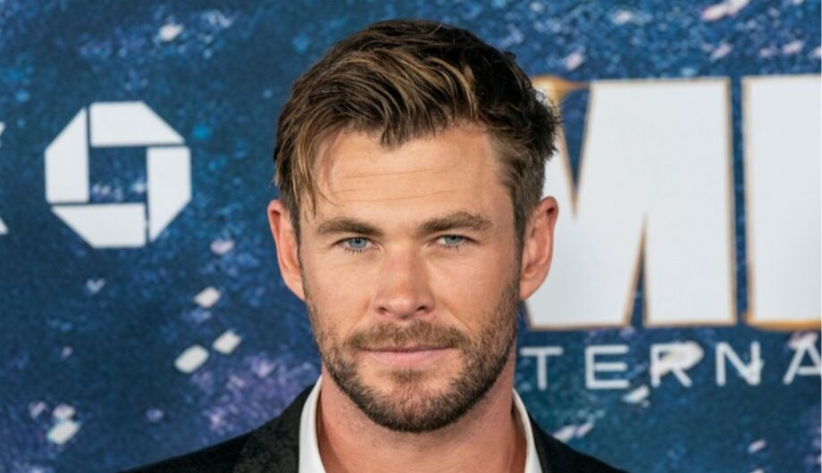 Haircut ideas for men Cris Hemsworth Rectangle face type