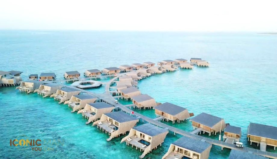 St.Regis Maldives Vommuli Resort