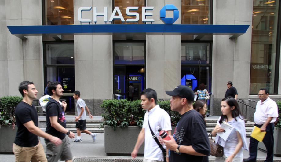 JP Morgan & Chase Bank Business