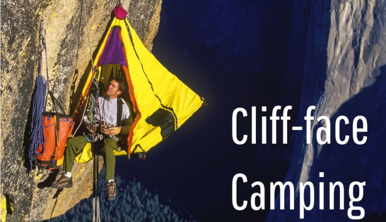 Cliff face Camping Outdoor Activities