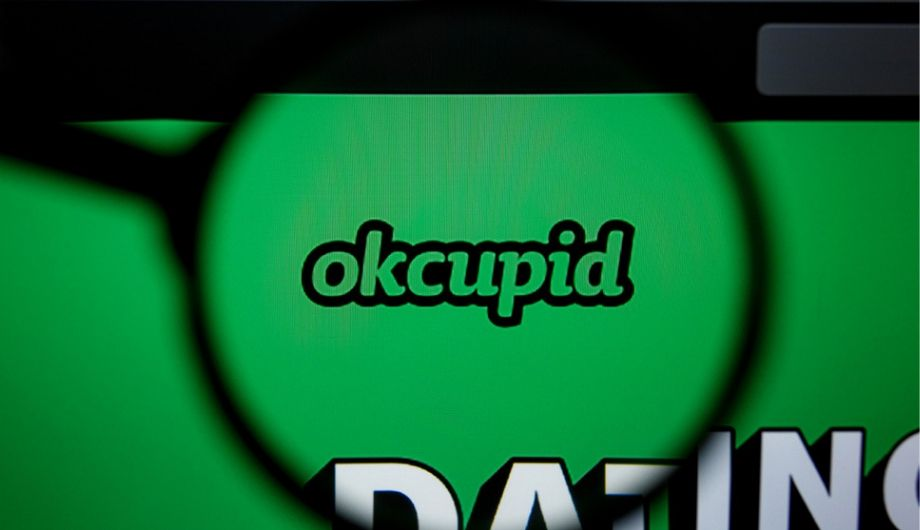 OKCUPID website homepage
