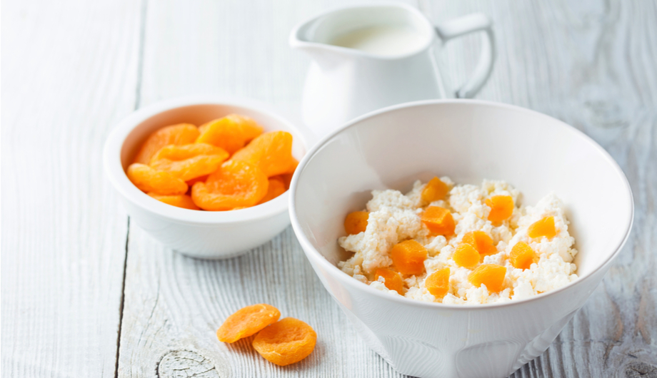 Low Fat Cottage Cheese Apricot