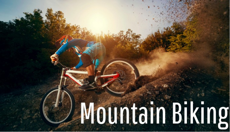 Mountain Biking Outdoor Sports