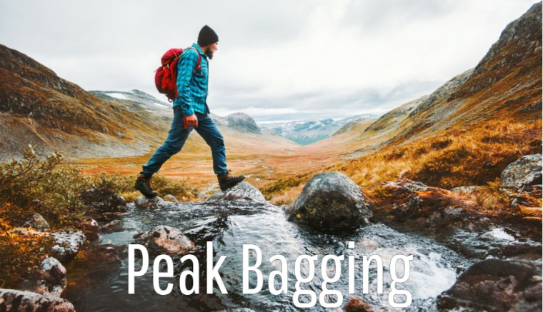 Peak Bagging Outdoor Sports