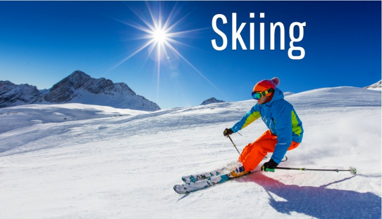 Skiing Outdoor Sports