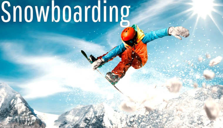 Snowboarding Outdoor Sports