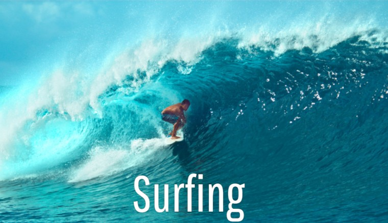 Surfing Outdoor Sports