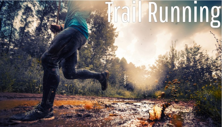 Trail Running Outdoor Sports