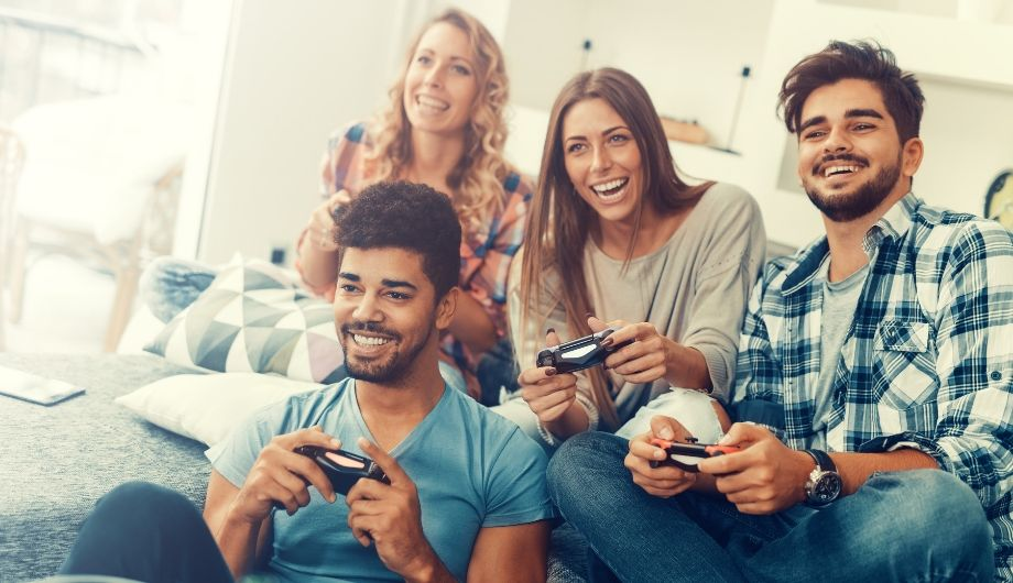 video gaming social benefits